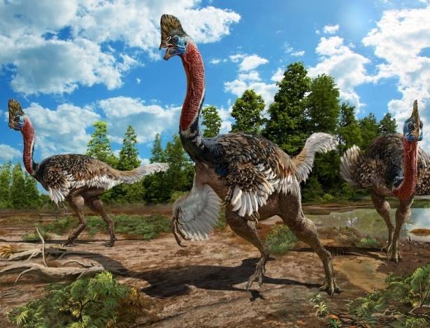 Animal viveu na região de Jiangxi, no sudeste da China, no final do Cretáceo, há entre 100 e 66 milhões de anos atrás