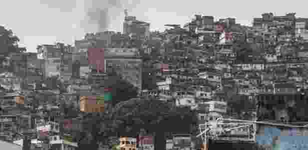 Tiroteio 2 - Márcio Mercante/Agência O Dia/Estadão Conteúdo - Márcio Mercante/Agência O Dia/Estadão Conteúdo