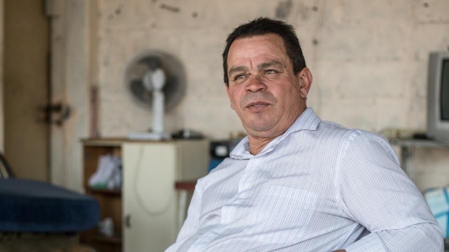 Edivaldo Godoy, sobrevivente do massacre do Carandiru - Simon Plestenjak/UOL