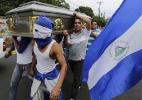 Opinião: México e esquerda latino-americana são obstáculos para fim de crise na Nicarágua - Inti Ocon/AFP
