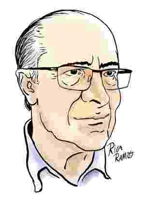 Ilustração Alckmin -  -