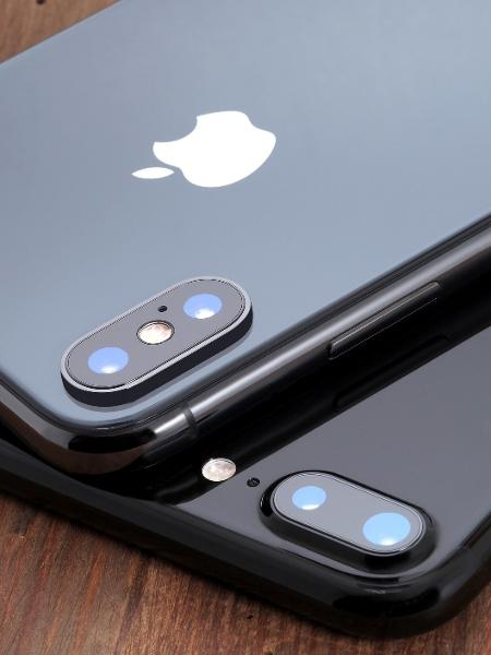iphones, iphone X e iphone 7 - Getty Images