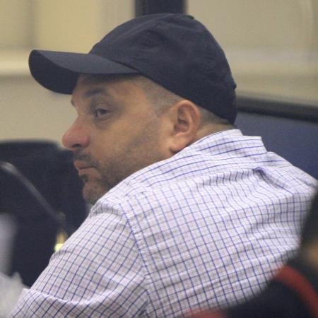 Major da PM Ronald Paulo Alves Pereira é um dos presos  - José Lucena/Futura Press/Estadão Conteúdo