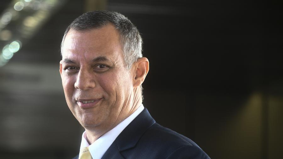 O general Otávio Santana do Rêgo Barros, porta-voz do governo de Jair Bolsonaro - Mateus Bonomi/AGIF