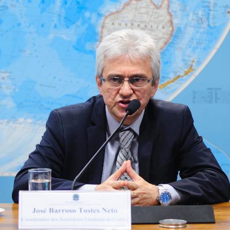 13.mai.2015 - José Barroso Tostes Neto, secretário da Receita Federal - Pedro França - 13.mai.2015/Agência Senado