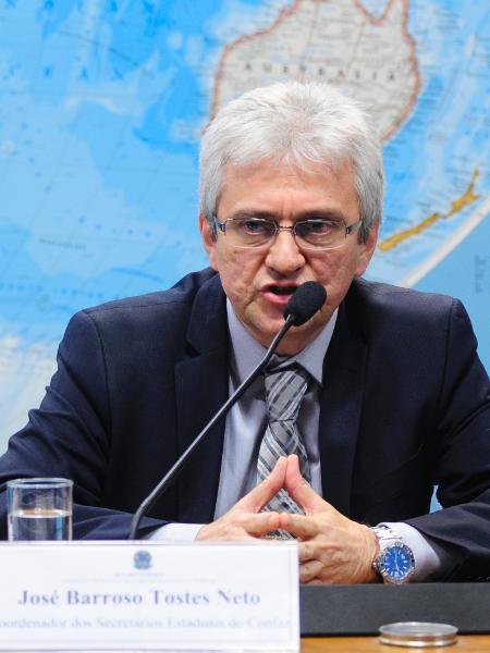 13.mai.2015 - José Barroso Tostes Neto, novo secretário da Receita Federal - Por Marcela Ayres