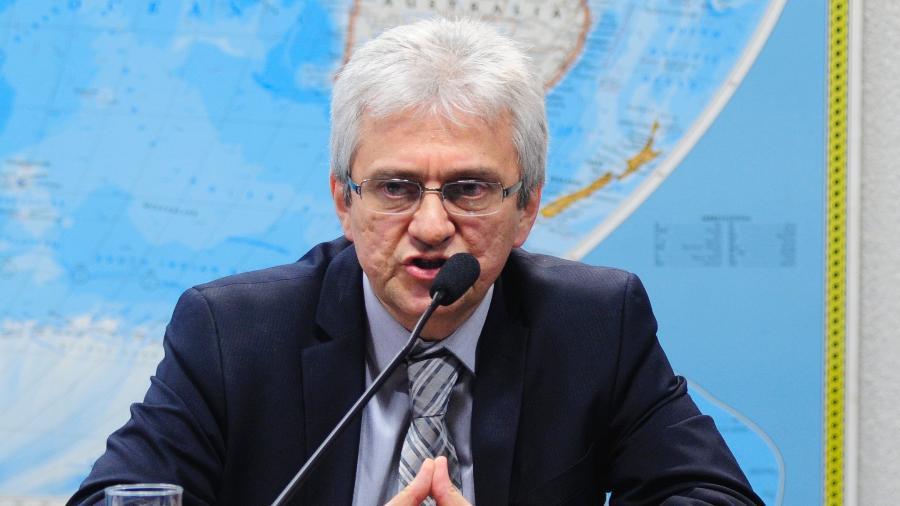 Atuação de José Barroso Tostes Neto, secretário da Receita Federal, desagradou Guedes diante dos votos da PEC Emergencial - Pedro França - 13.mai.2015/Agência Senado