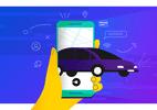 Uber testa em SP ferramenta que filma interior do carro durante corrida (Foto: Arte UOL)