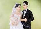 Seu maior medo virou realidade ao ter uma convulsão no próprio casamento