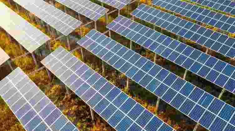 O custo de produção das energias renováveis está caindo - GETTY IMAGES - GETTY IMAGES