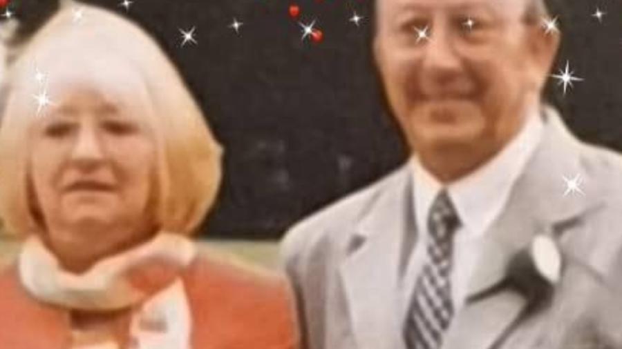Brenda e Terrance Studd morreram com 3 dias de diferença - ReproduçãoFacebook