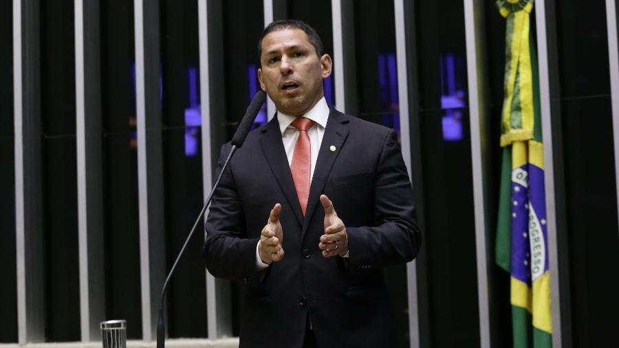 Vice-presidente da Câmara, Marcelo Ramos rebateu Bolsonaro - Michel Jesus/Câmara dos Deputados