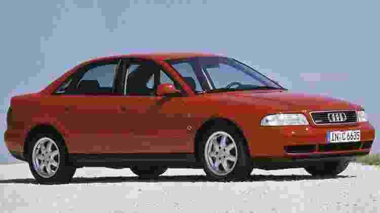 Audi A4 quattro - Divulgação  - Divulgação