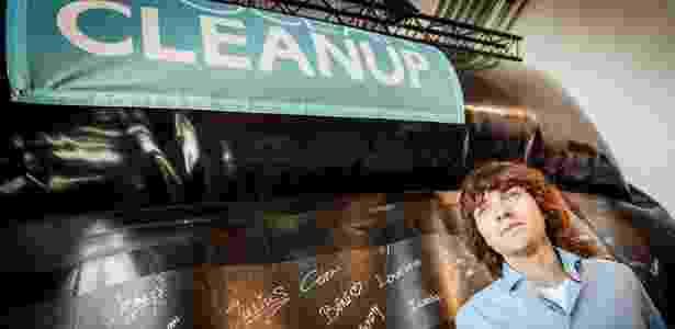 Lixo oceano - Remko de Waal/ANP/AFP - Remko de Waal/ANP/AFP
