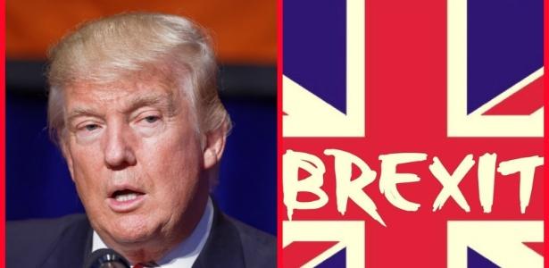 O presidente eleito dos EUA Donald Trump e o Brexit - a saída do Reino Unido da União Europeia - são exemplos de como a pós-verdade age sobre a opinião pública
