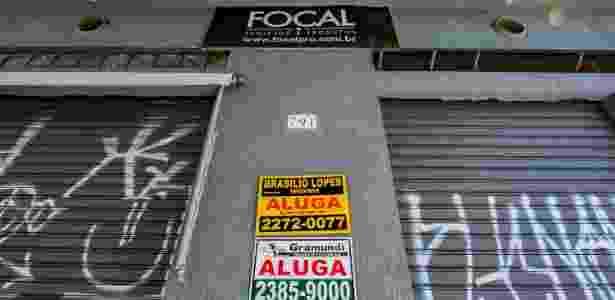 27.dez.2016 - Sede da gráfica Focal, um dos alvos da Polícia Federal em investigação sobre irregularidades nas contas da chapa Dilma-Temer, vitoriosa na eleição presidencial de 2014 - Chello/Framephoto/Estadão Conteúdo - Chello/Framephoto/Estadão Conteúdo