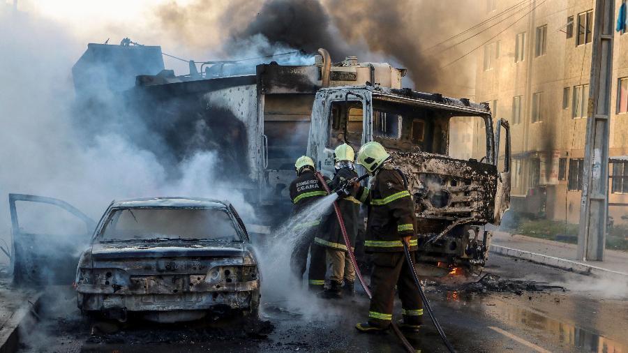 AFP PHOTO / O POVO / ALEX GOMES