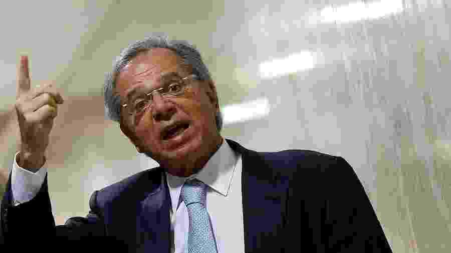 Ministro da Economia acredita ser positivo que os Estados tenham o poder de competir entre si - Adriano Machado/Reuters