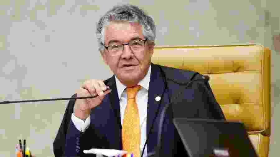 O ministro Marco Aurélio - Rosinei Coutinho/SCO/STF