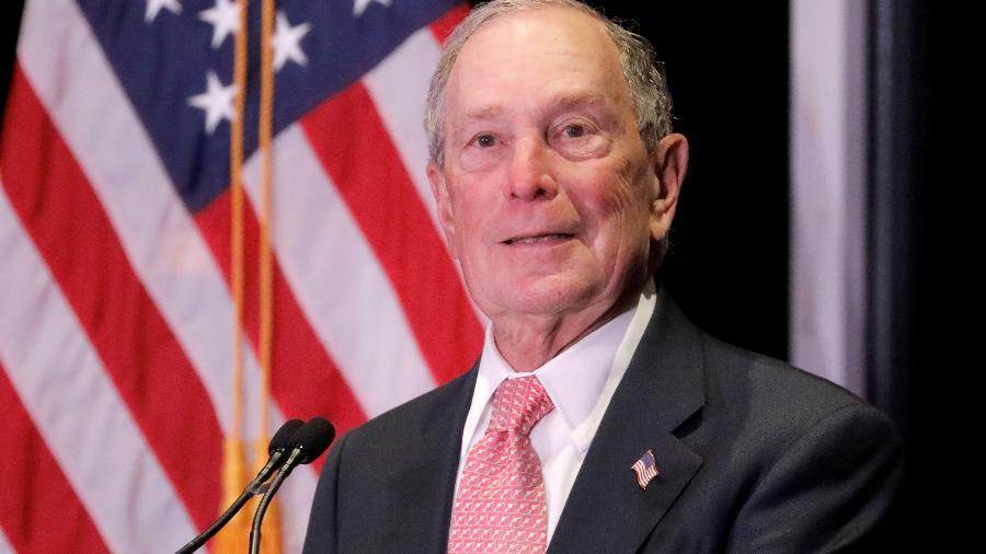 Bloomberg foi anteriormente enviado especial da ONU para a ação climática entre março de 2018 e novembro de 2019 -