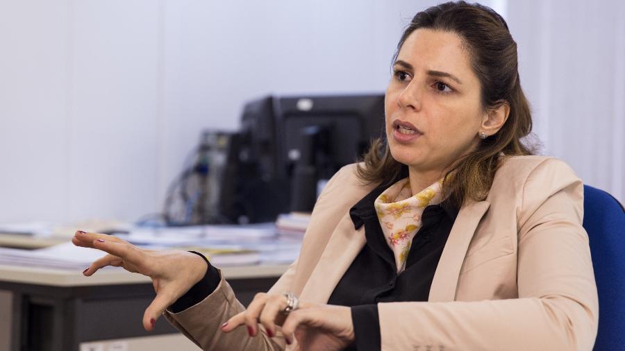 Vanessa Canado quer desvincular imposto da antiga CPMF - Kleyton Amorim/UOL