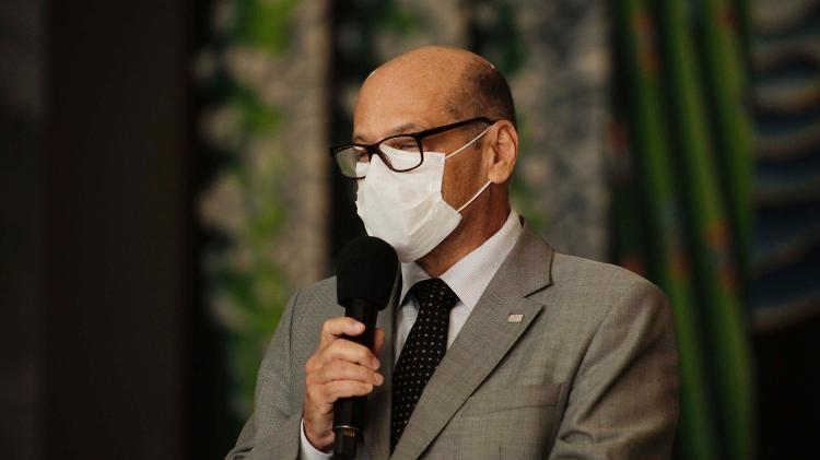 Coordenador do Centro de Contingência ao Coronavírus citou as condições que justificam lockdown - Deyvid Edson / Estadão Conteúdo