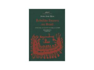 Rebelião escrava no Brasil - João José Reis - Amazon - Amazon