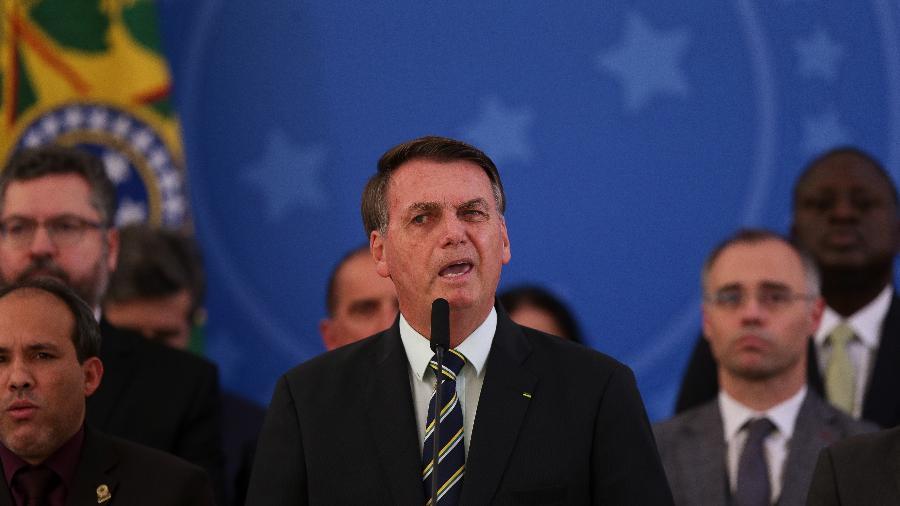 Investigação foi pedida por André Mendonça, à época Ministro da Justiça - Pedro Ladeira/Folhapress