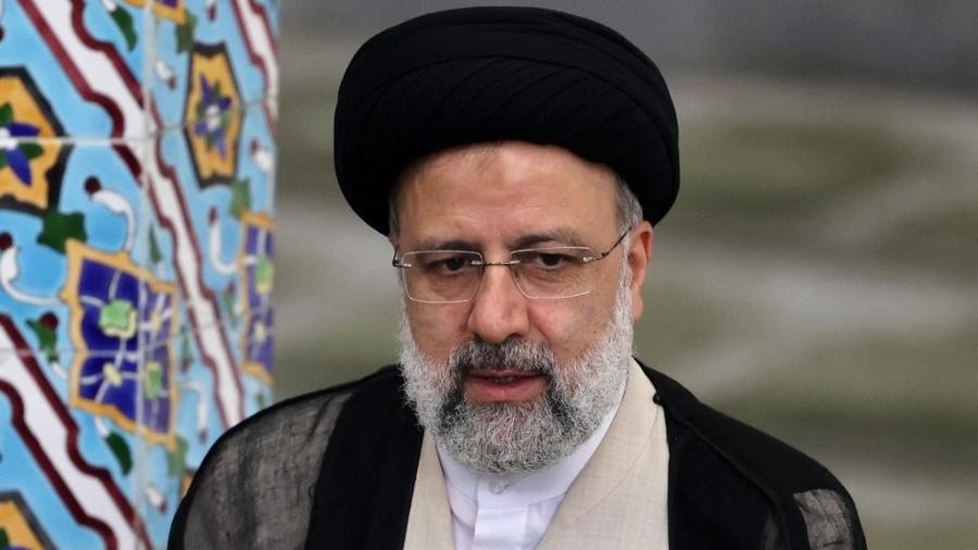 Ultraconservador Ebrahim Raisi descarta negociações com EUA sobre acordo nuclear - Atta Kenare/AFP