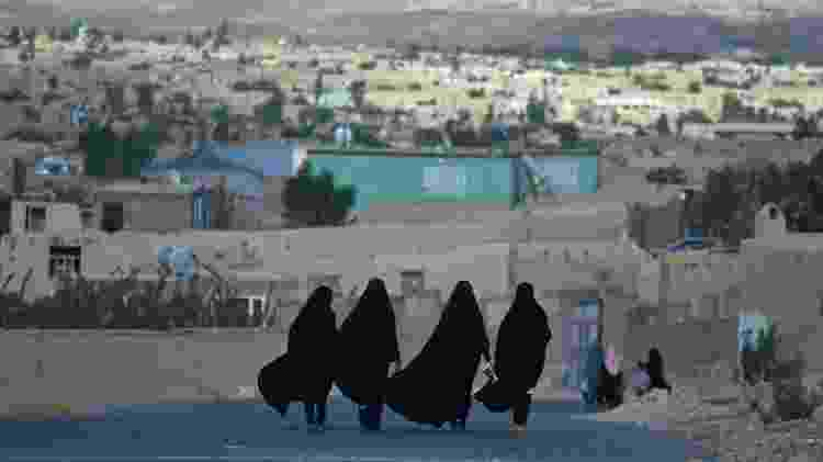 Cidade estratégica de Ghazni, perto de Cabul, foi conquistada pelo Talibã - AFP - AFP