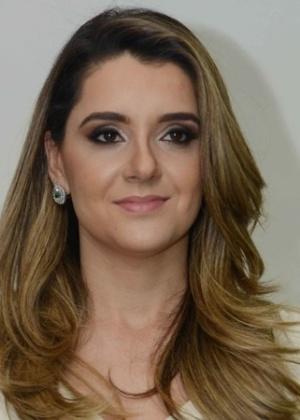 A primeira-dama de Estado de Minas Gerais, Carolina Oliveira