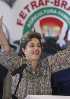 A presidente afastada, Dilma Rousseff - Pedro Ladeira/Folhapress