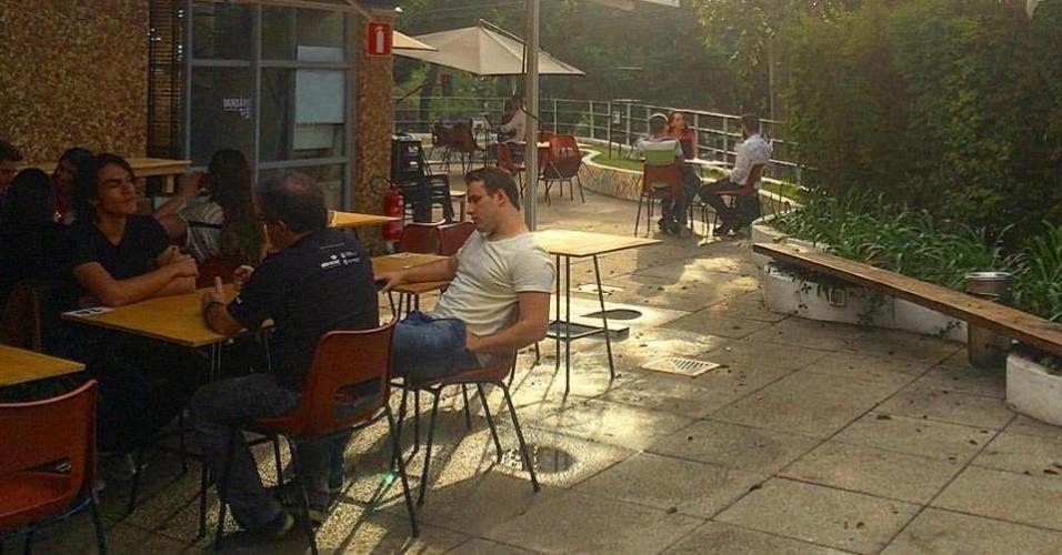 Guaja, café e coworking que cobra pelo tempo, em Belo Horizonte