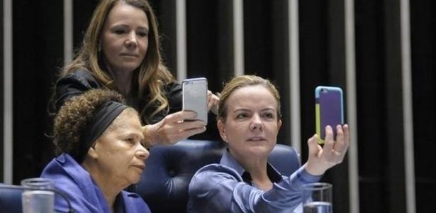 Nenhuma mulher está na lista dos senadores e deputados com maior número de seguidores virtuais no Brasil