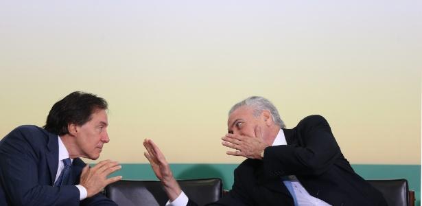 Presidente do Senado, Eunício Oliveira (PMDB-CE), é um dos aliados do presidente Michel Temer