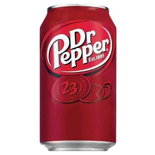 Refribox Dr. Pepper