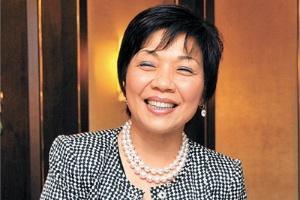 Mulher mais rica de Hong Kong perde metade da fortuna em menos de 2 meses (Foto: Reprodução/CelebFamily)