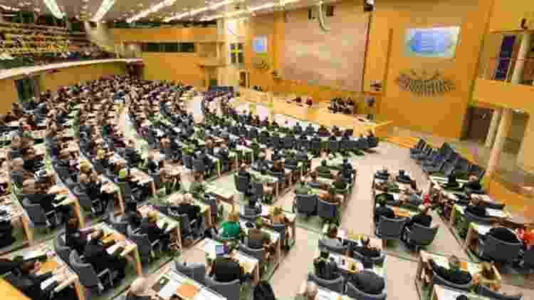 Parlamento sueco - INGEMAR EDFALK/SVERIGES RIKSDAG - INGEMAR EDFALK/SVERIGES RIKSDAG