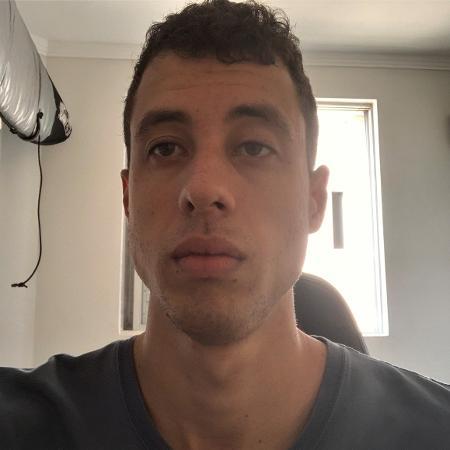 O programador Phelippe Galante, 28, emprestou dinheiro da família para investir em bitcoins - Arquivo pessoal