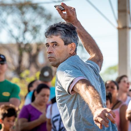 Aquela raiva estampada no rosto de quem vai arremessar o celular velho travado - Rubens Fraulini/Itaipu Binacional