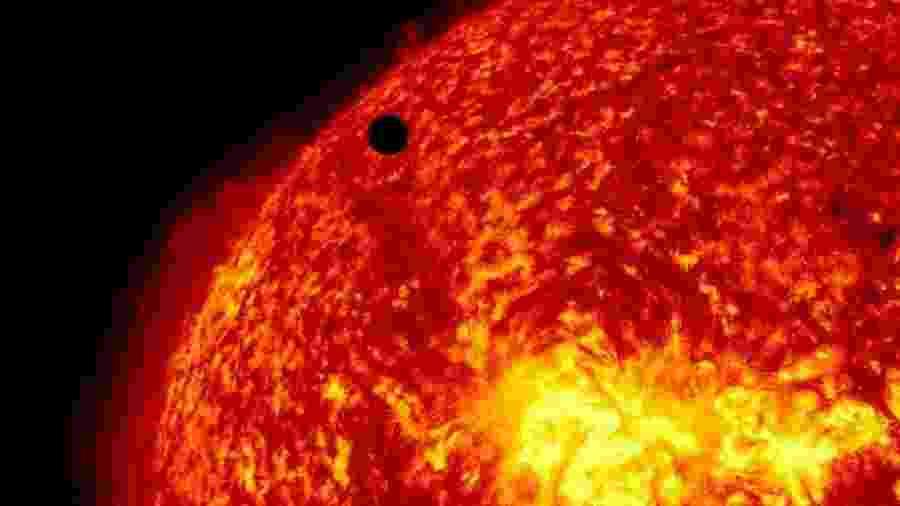 A sonda Parker não pode enviar foto do Sol à Terra porque sua câmera derreteria ao mirar a estrela - Getty Images