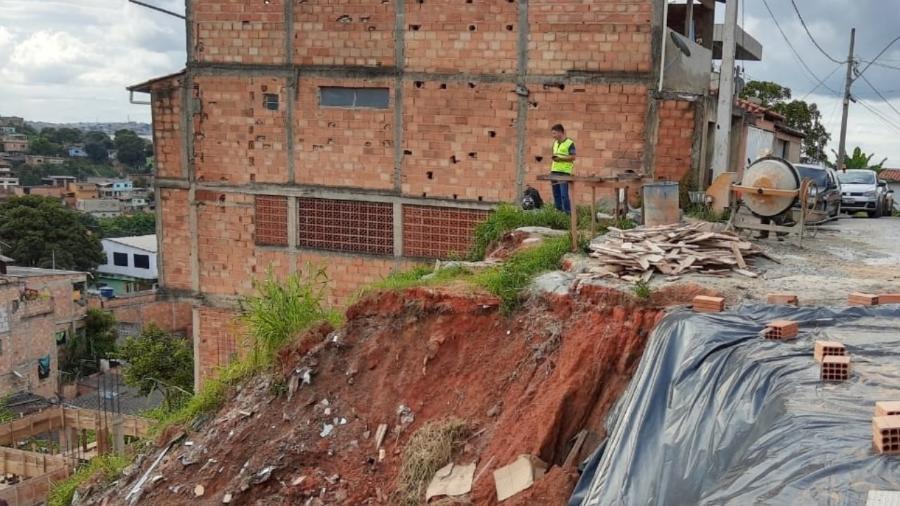 Em Minas Gerais, as intensas chuvas nos últimos dias já levaram à morte de mais de 50 pessoas - Divulgação Polícia Civil MG