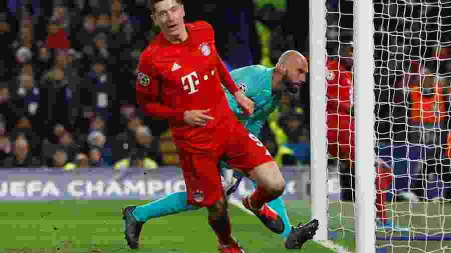 Jogadores do Bayern de Munique aceitam redução salarial pelo período sem jogos e treinos - Eddie Keogh