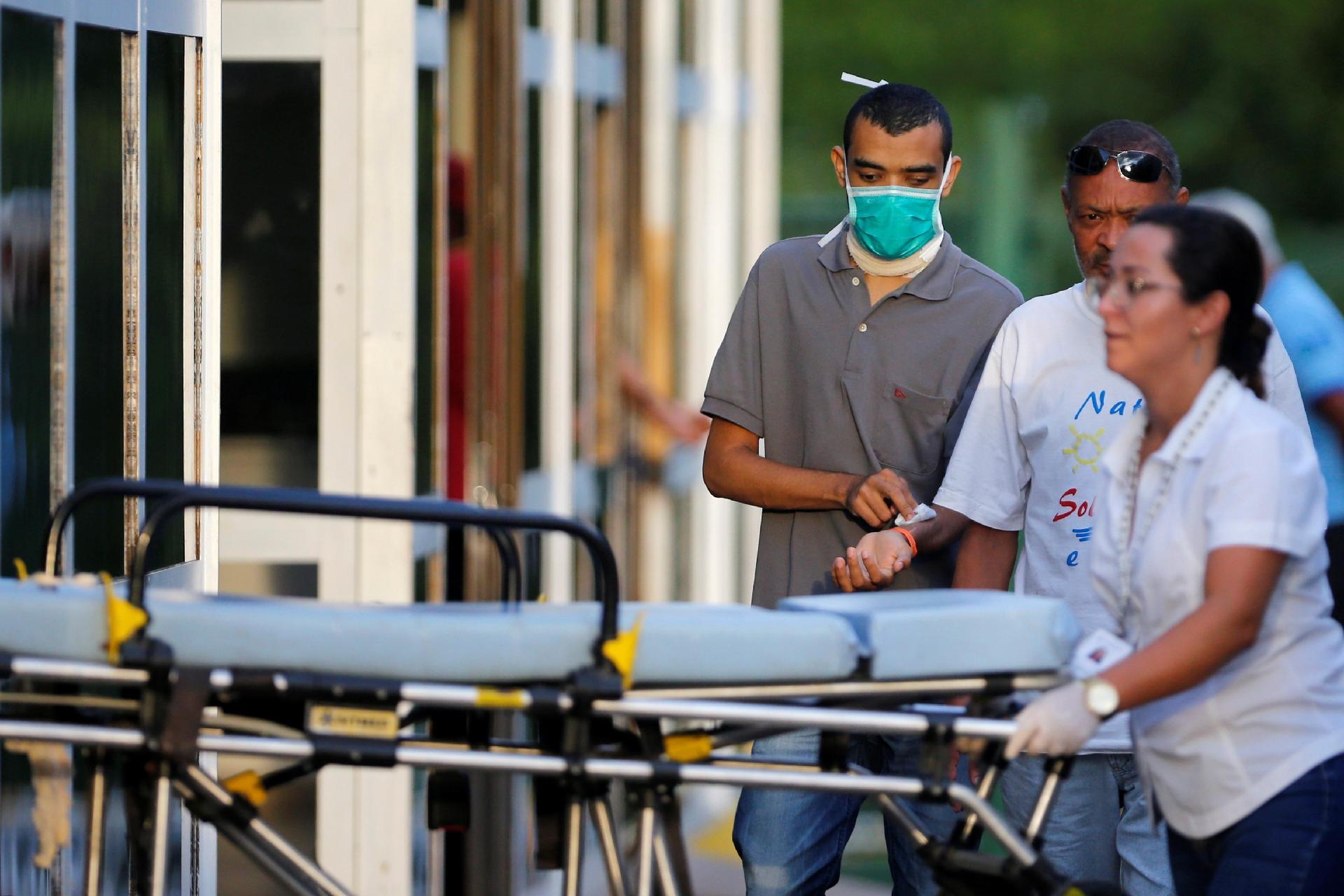 Coronavírus: Mulher internada em Brasília tem discreta melhora