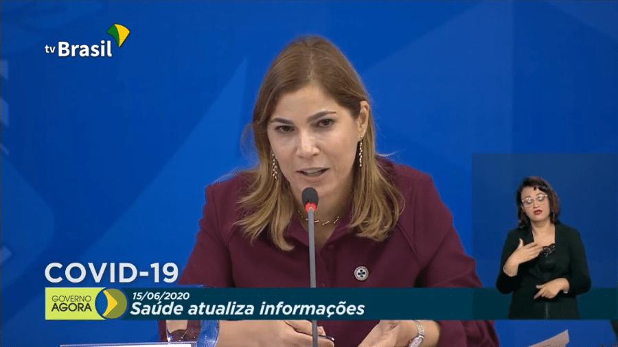 """Mayra Pinheiro, conhecida como """"capitã cloroquina"""", será convocada para depor na CPI da Covid - Reprodução/YouTube"""
