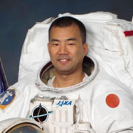 Soichi Noguchi (Jaxa) - Nasa - Nasa