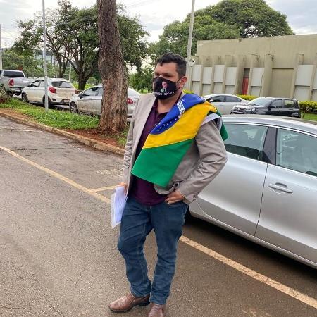 17.nov.2020 - Divulgação/Oswaldo Eustáquio