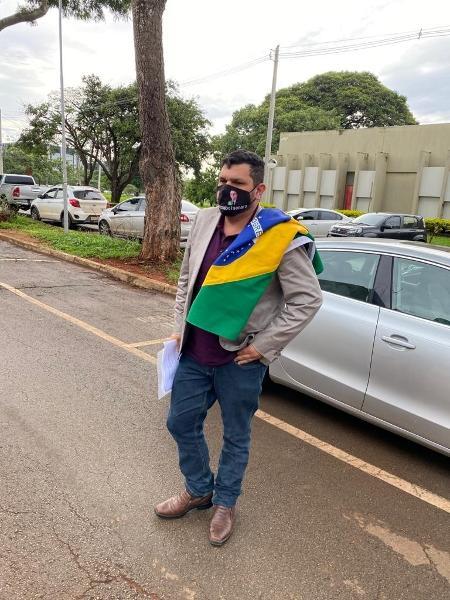 Oswaldo Eustáquio foi alvo de mandados de busca da Polícia Federal - Divulgação/Oswaldo Eustáquio