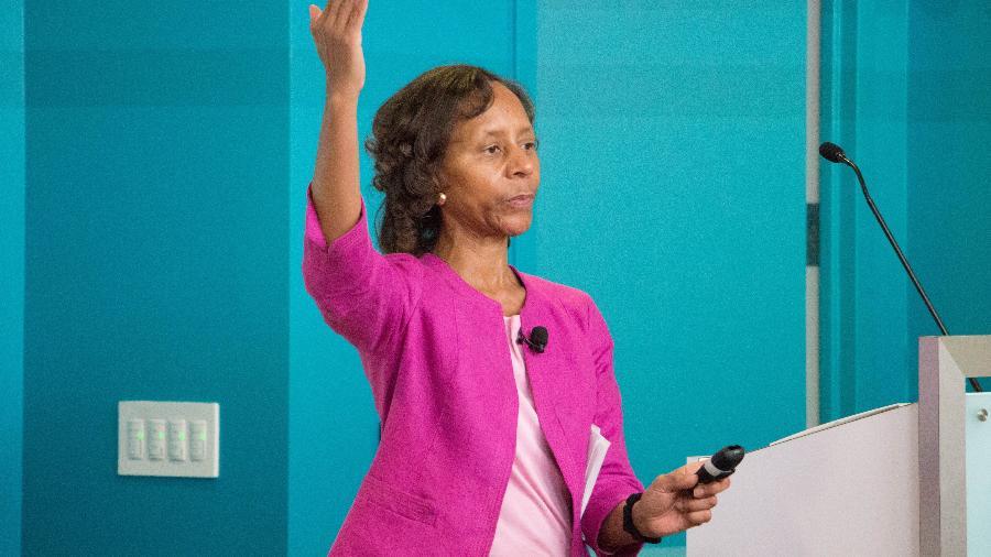 Marian Croak, nova líder de pesquisas em inteligência artificial do Google - New America/Creative Commons