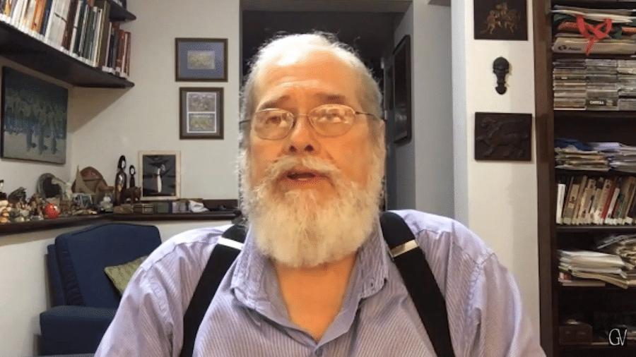 Para o médico e sanitarista Gonzalo Vecina Neto, Rússia não está sendo transparente com relação aos dados da Sputnik V - Reprodução de vídeo